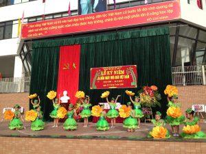 Lễ kỉ niệm 34 năm ngày nhà giáo Việt Nam